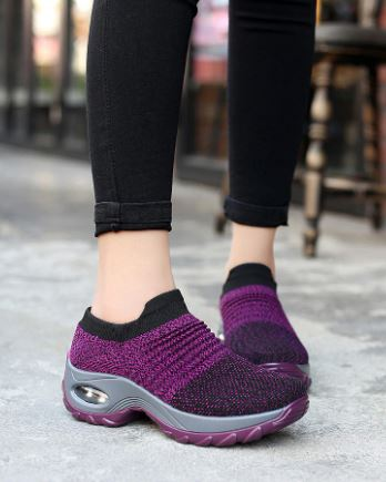 Women Super Soft Breathable Orthopaedic Bunion Corrector Sneaker Shoes