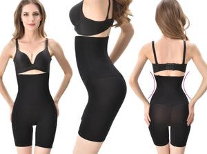 High Waist Tummy Control Slimming Underwear Body Shaper