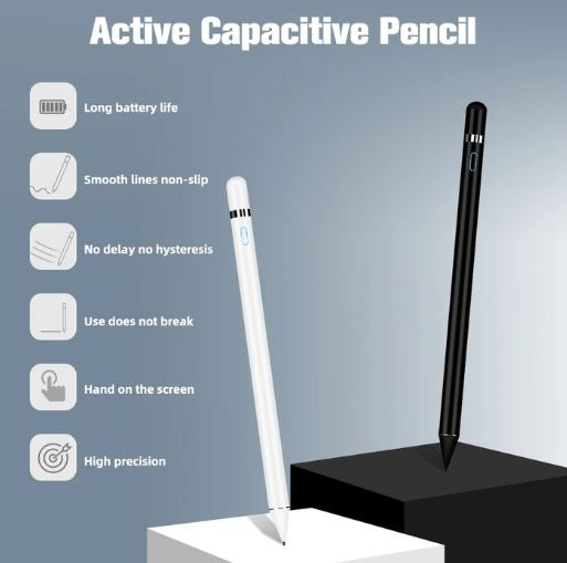Capacitive Pen for iOS and Android Phone and Tablets