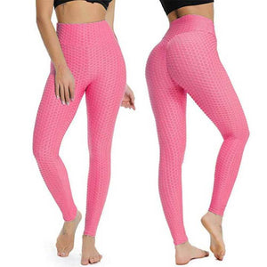 High Waisted Anti Cellulite and Tummy Control Leggings