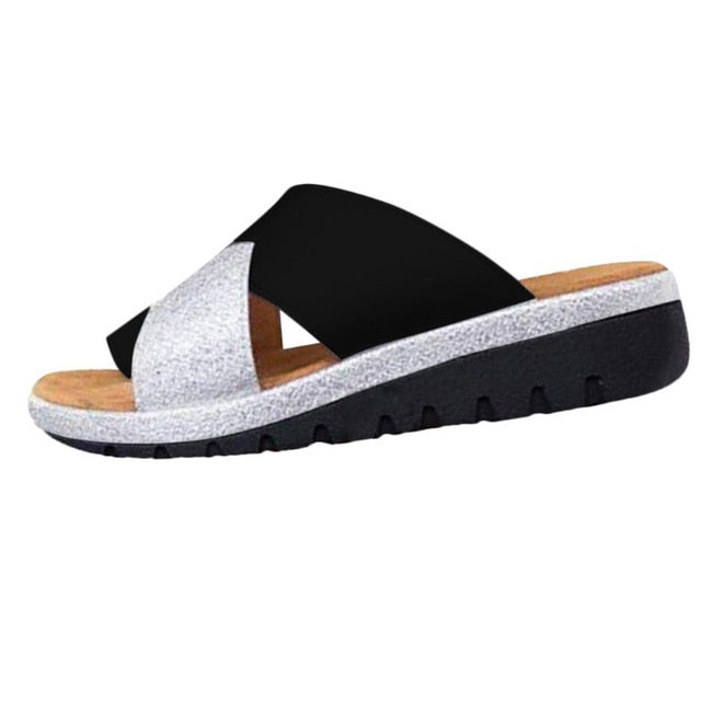 Women's Orthopedic Bunion Wedge Sandal