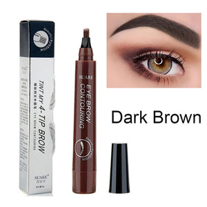Waterproof Microblading Eyebrow Contour Pen