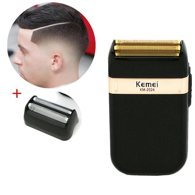 Professional Foil Shaver for Men™  Finishing Tool
