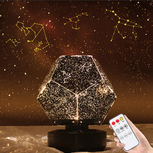 Realistic Constellation Night Sky Galaxy Star Light Projector