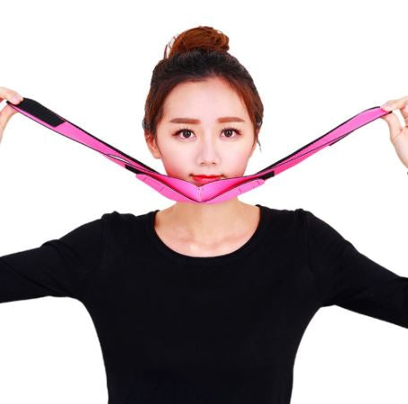 V LINE FACE SLIMMING STRAP DOUBLE CHIN REDUCER