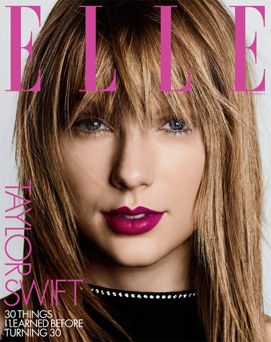 Elle Taylor Swift