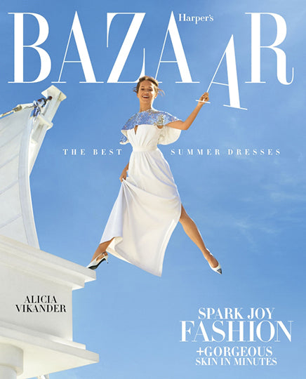 Harper's Bazaar April 2019
