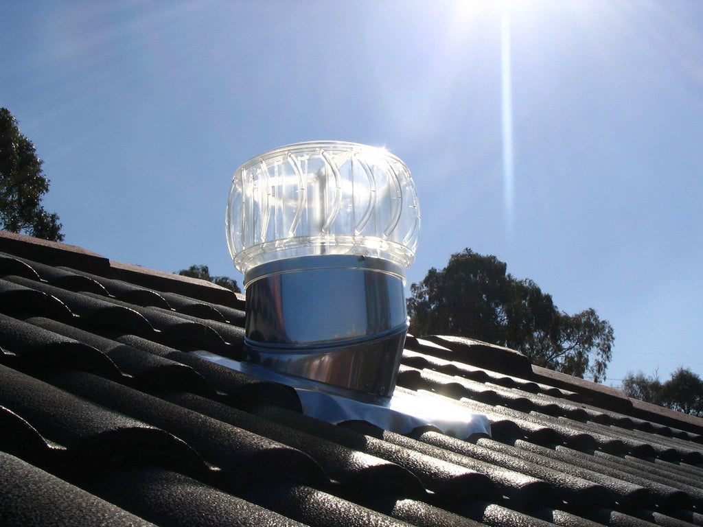 Bradford TurboBeam Wind-Driven Roof Vent - Insulfix