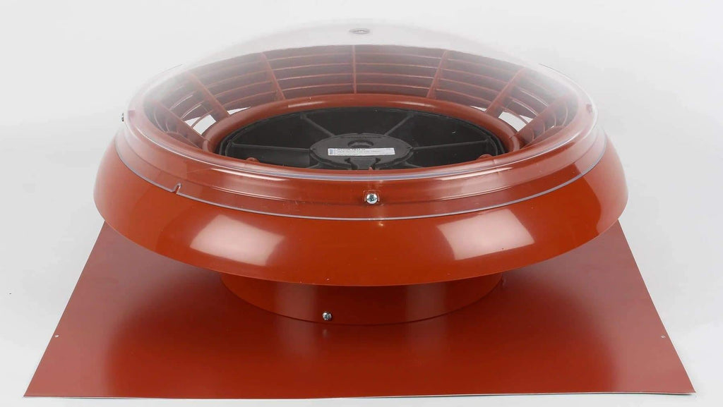 Bradford Ventilation AiroMatic Powered Roof Vent - Insulfix