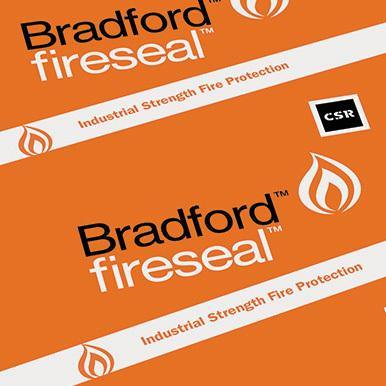 Bradford Fireseal Party Wall Insulation Batts - 1200mm x 168mm - Insulfix