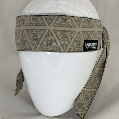 """Vintage"" Army Illuminati Headband"