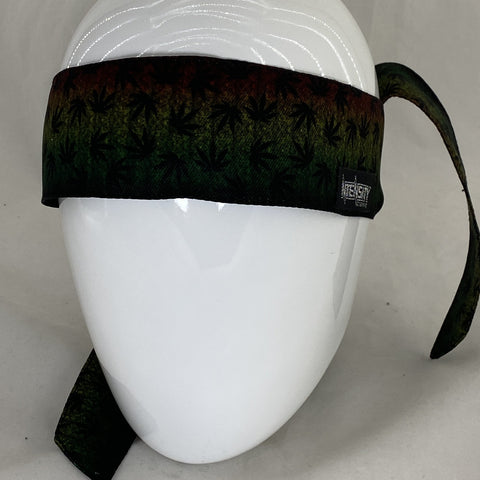 Rasta Can Headband