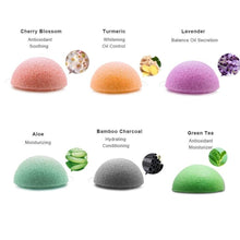 Load image into Gallery viewer, Konjac sponges