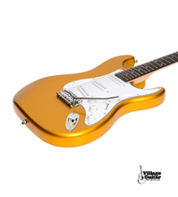 Load image into Gallery viewer, Casino ST-Style Electric Guitar and Amp Pack - Gold
