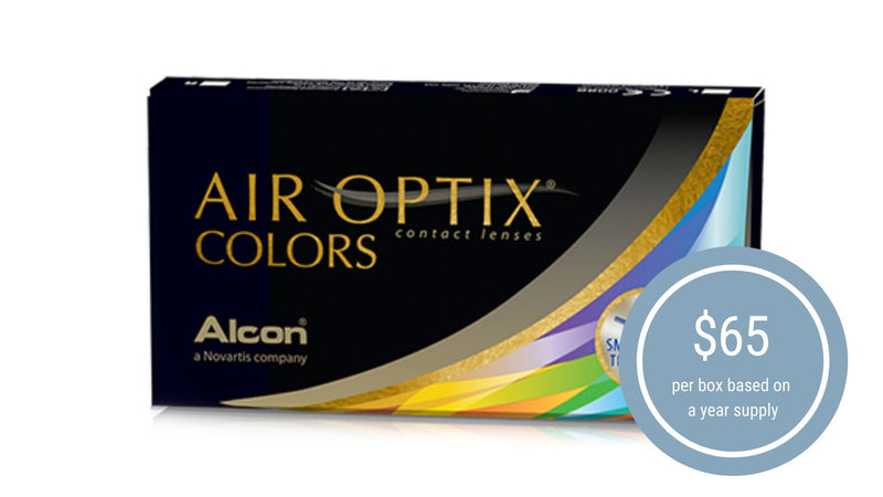 AIR OPTIX® COLORS [COLOURS]