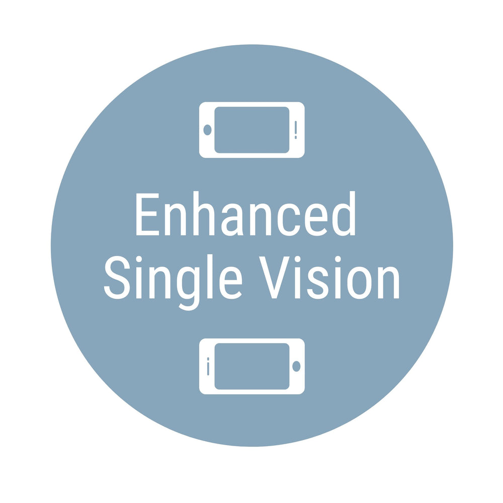 Enhanced Single Vision Lenses