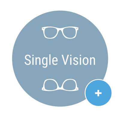 Single Vision Lenses with Blue Light Filter