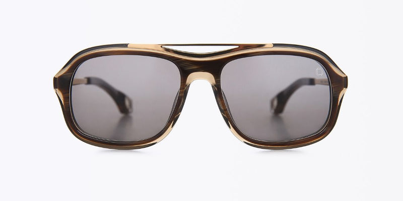 Niemeyer with Non-Prescription Tinted Lenses