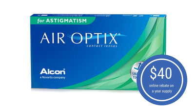 AIR OPTIX® for Astigmatism