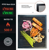 SIGVAL Mighty Mat - Non-Stick Grill Mesh Mats