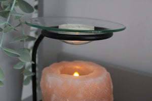 Himalayan Pink Salt Wax Burner