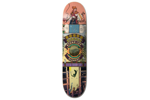 "Ray Barbee Flames Deck - 10"" x 32"""