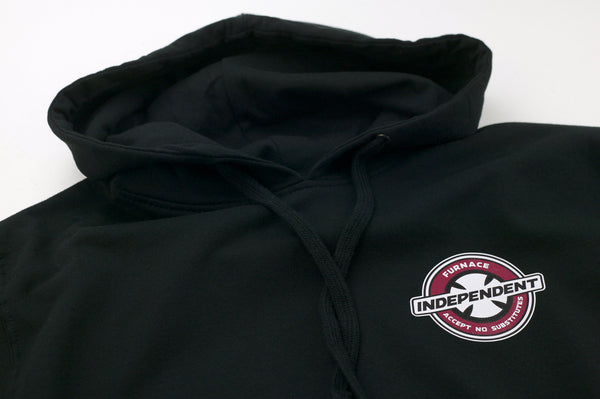 Furnace Accept No Substitutes GP Pullover Hood
