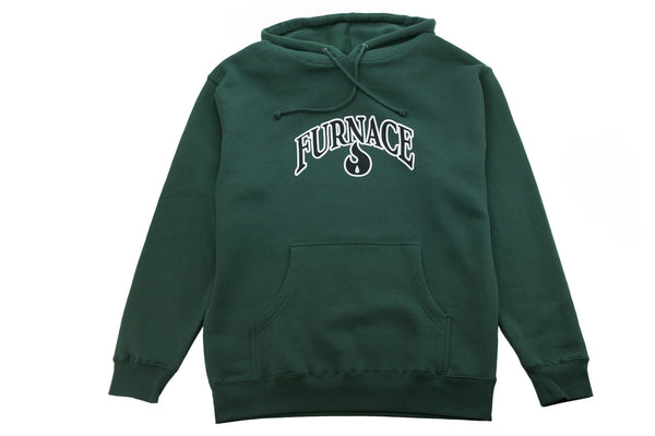 Furnace OG Hoodie - Alpine Green/Black/White