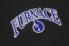 Furnace OG Hoodie - Grey Heather/Blue/White