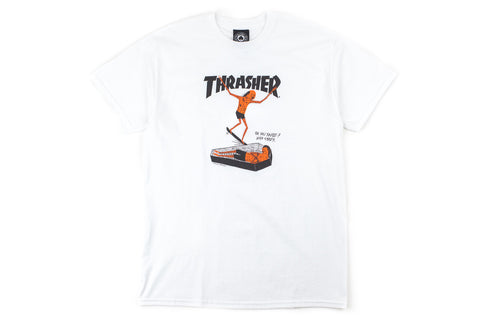 Gonz T-Shirt - White