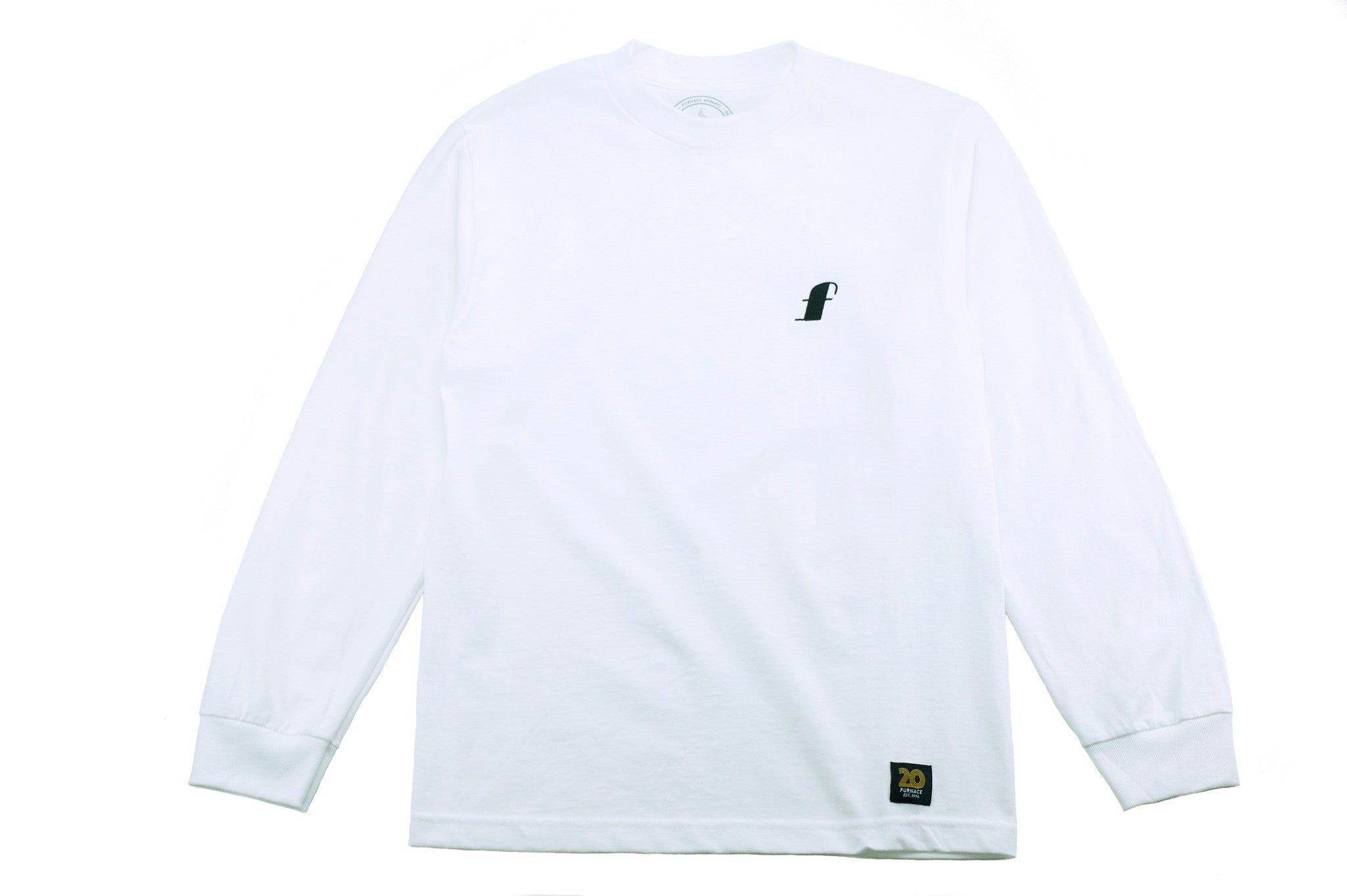 Jazz F 20 (Embroidered) L/S