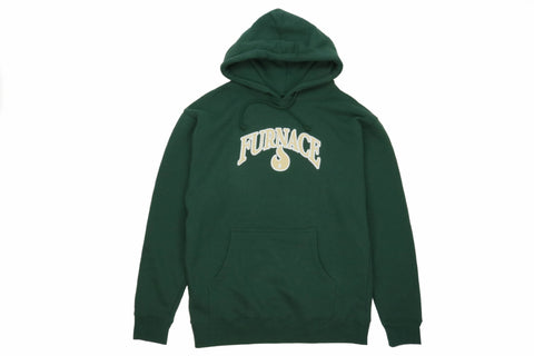 Furnace OG Hoodie - Alpine Green/Tan/White