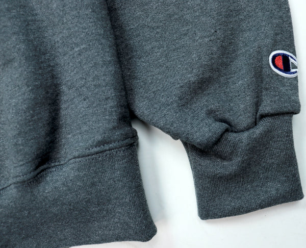 Furnace OG Crew (Champion)- Charcoal Heather/Black