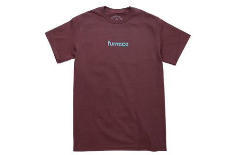 Furnace OG Tee- Heather/Black/White
