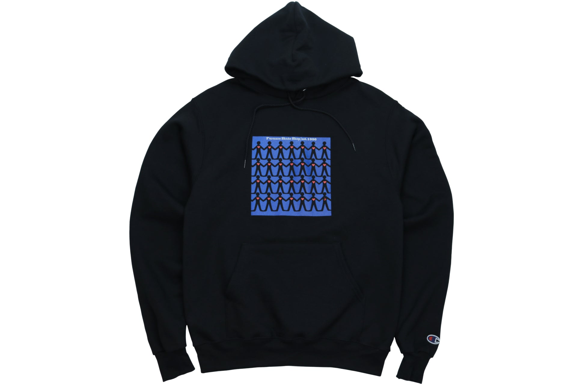 Inpulse Hood (Champion) - Black