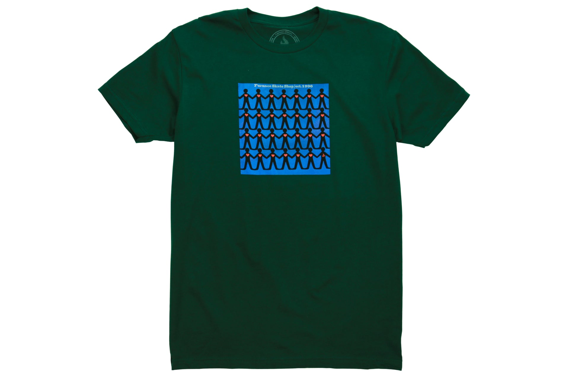 Inpulse Premium Tee - Green