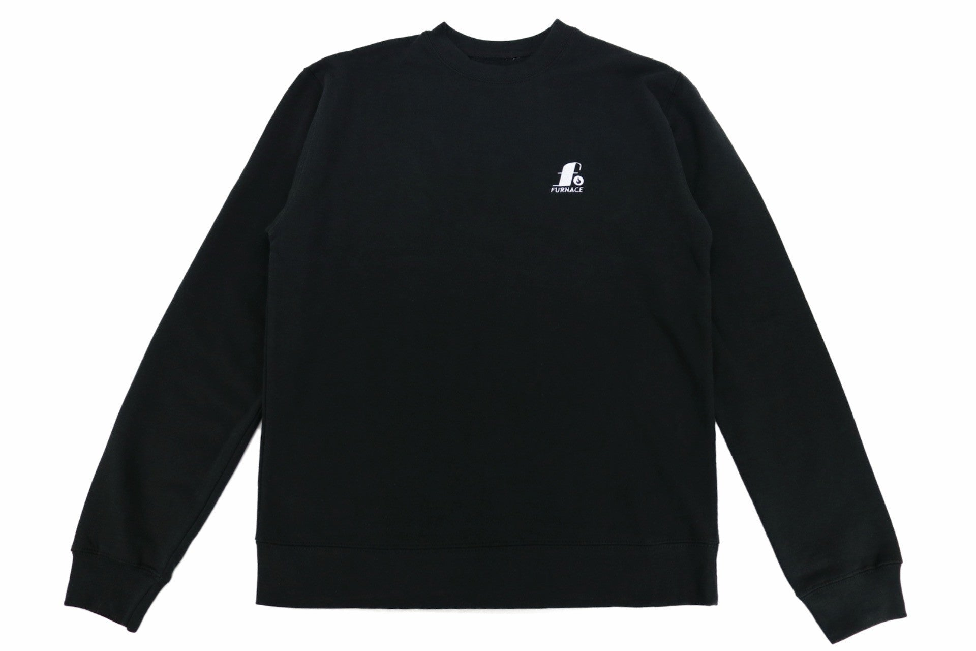 Jazz Embroidered Crewneck Sweater