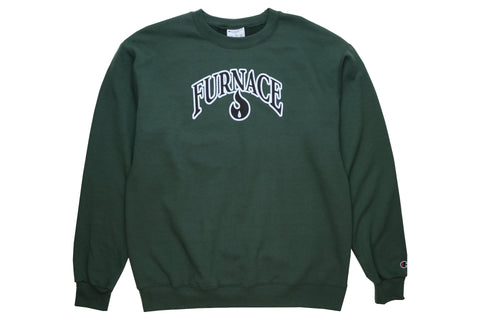 Furnace OG Crew (Champion)- Forest/Black