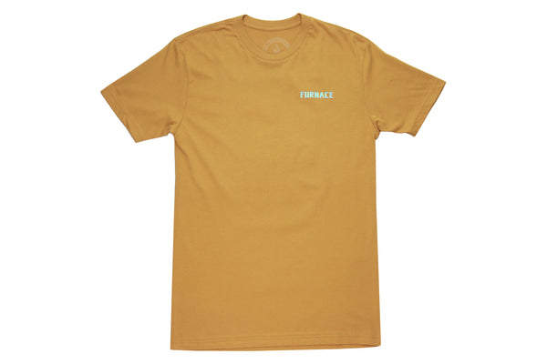 Martyr Tee - Monk Gold