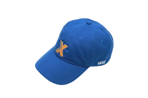 Sax 6 Panel Cap - Natural/Cherry