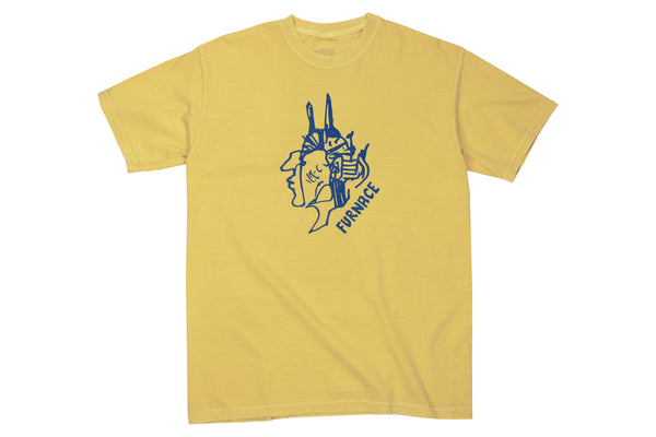 Gonz For Furnace - Garment Dyed Mustard/Royal