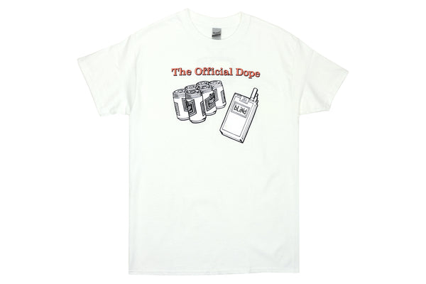 Official Dope - White