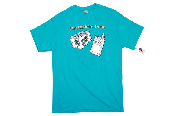 Official Dope - Teal