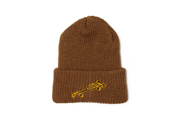 OG Crutch Beanie - Coyote Brown