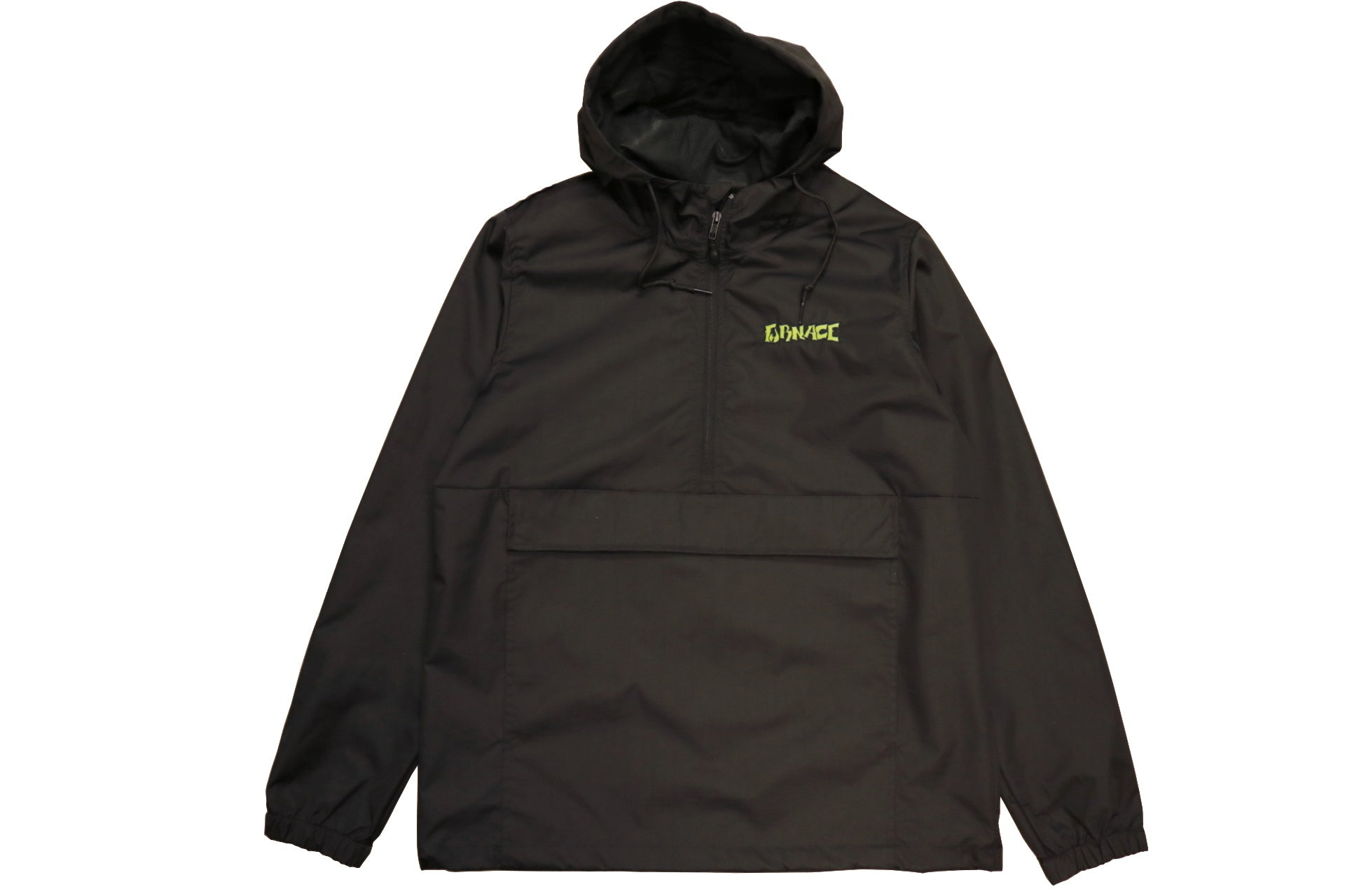 Wordmark Anorak Windbreaker