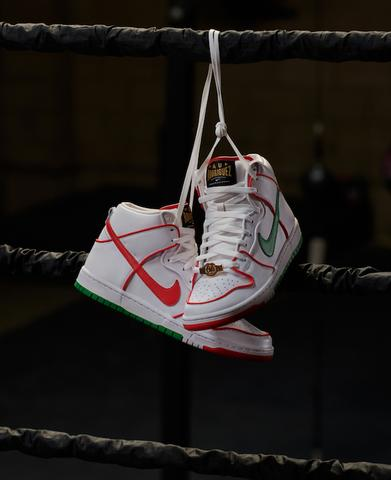 Dunk High PRM QS (Paul Rodriguez)