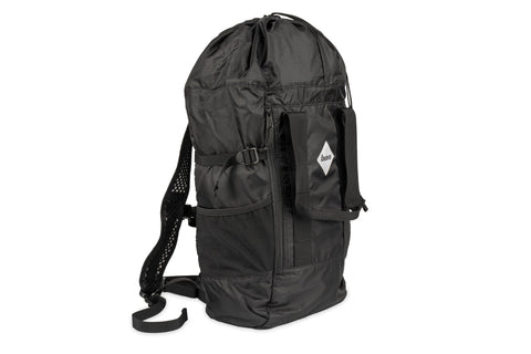 Canyon Technical Side Bag - Forest/Brown