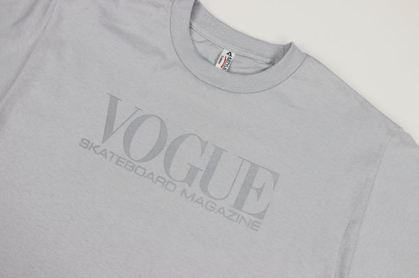 Vogue Skateboard Magazine Tee
