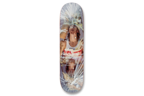 "Ray Barbee Clouds Deck - 9.5"" x 31.75"""