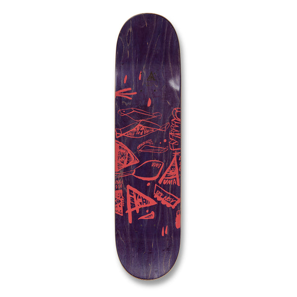 Taped Cody Deck - 8.125"
